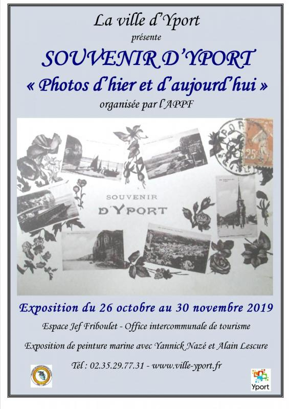 Affiche expo souvenir yport 2019 002